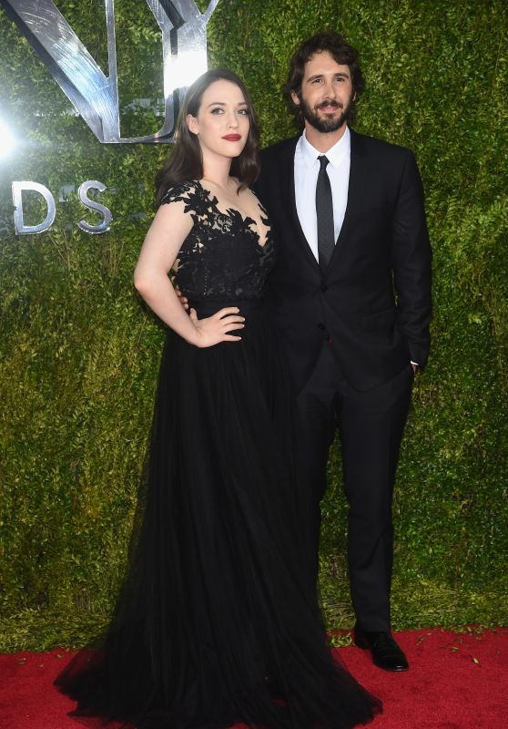Kat Dennings - 2015 Tony Awards in New York City