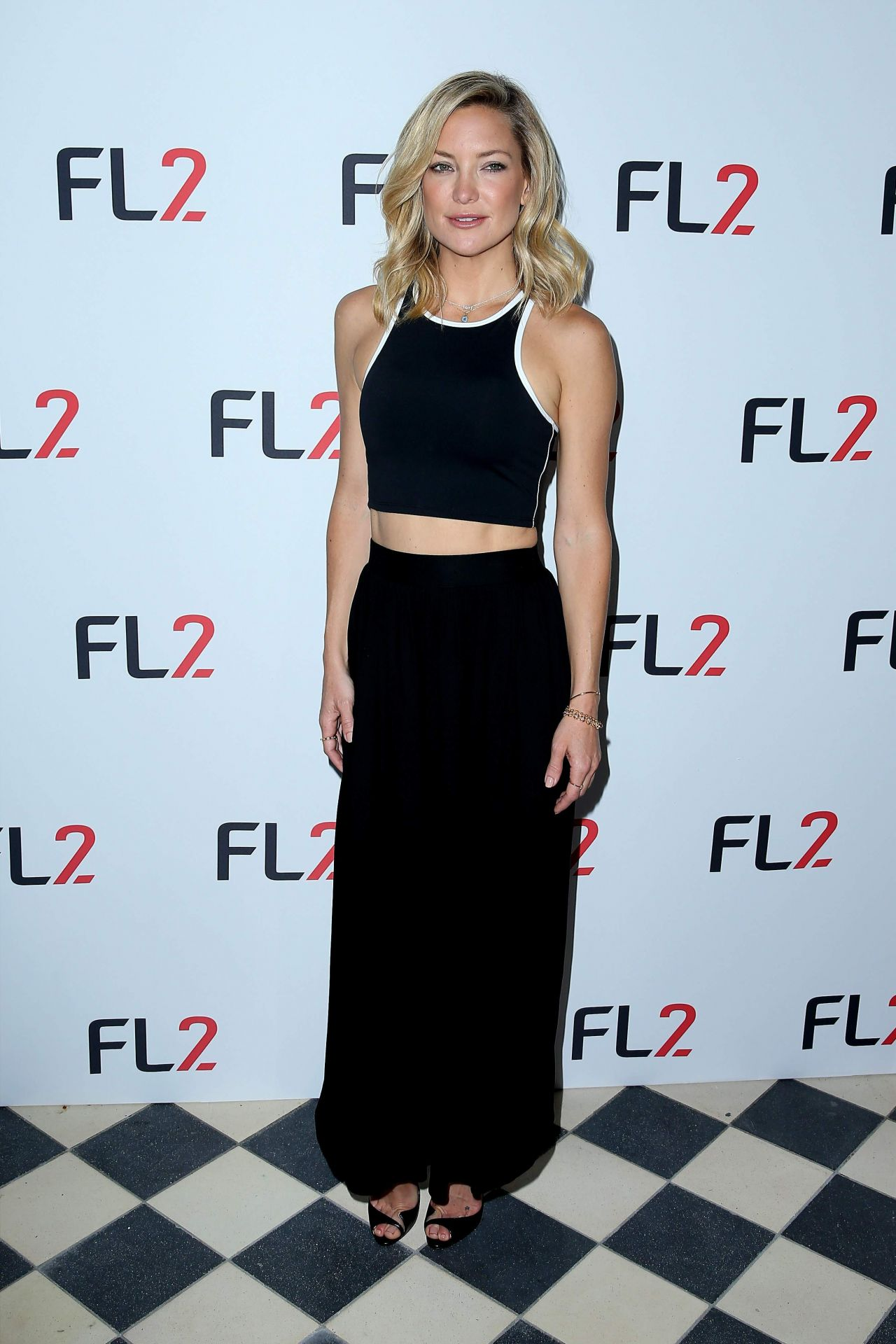 Kate Hudson - FL2 Mens Active Wear Collection Launch in NY ... Kate Hudson Activewear