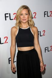 Kate Hudson - FL2 Mens Active Wear Collection Launch in NY, June 2015