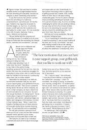 Kate Hudson - Glamour Magazine (UK) July 2015 Issue