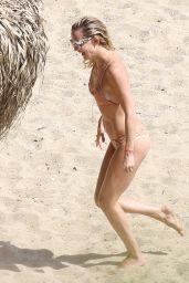 Kate Hudson, Goldie Hawn and Friends - Beach Bikinis in Greece - June 2015