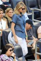 Kate Upton - Attends Yankees Tigers Game in New York City, June 2015