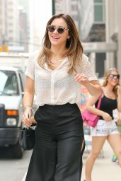 Katharine McPhee - Out in New York, June 2015