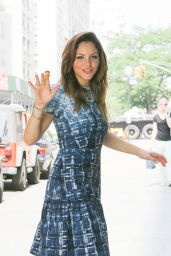 Katharine McPhee - Out in NYC, June 2015