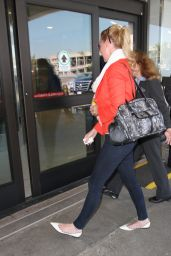 Katherine Heigl Airport Outfit - at LAX, June 2015