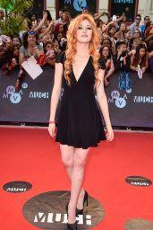 Katherine McNamara - 2015 MuchMusic Video Awards in Toronto