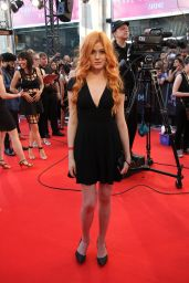 Katherine McNamara - 2015 MuchMusic Video Awards in Toronto