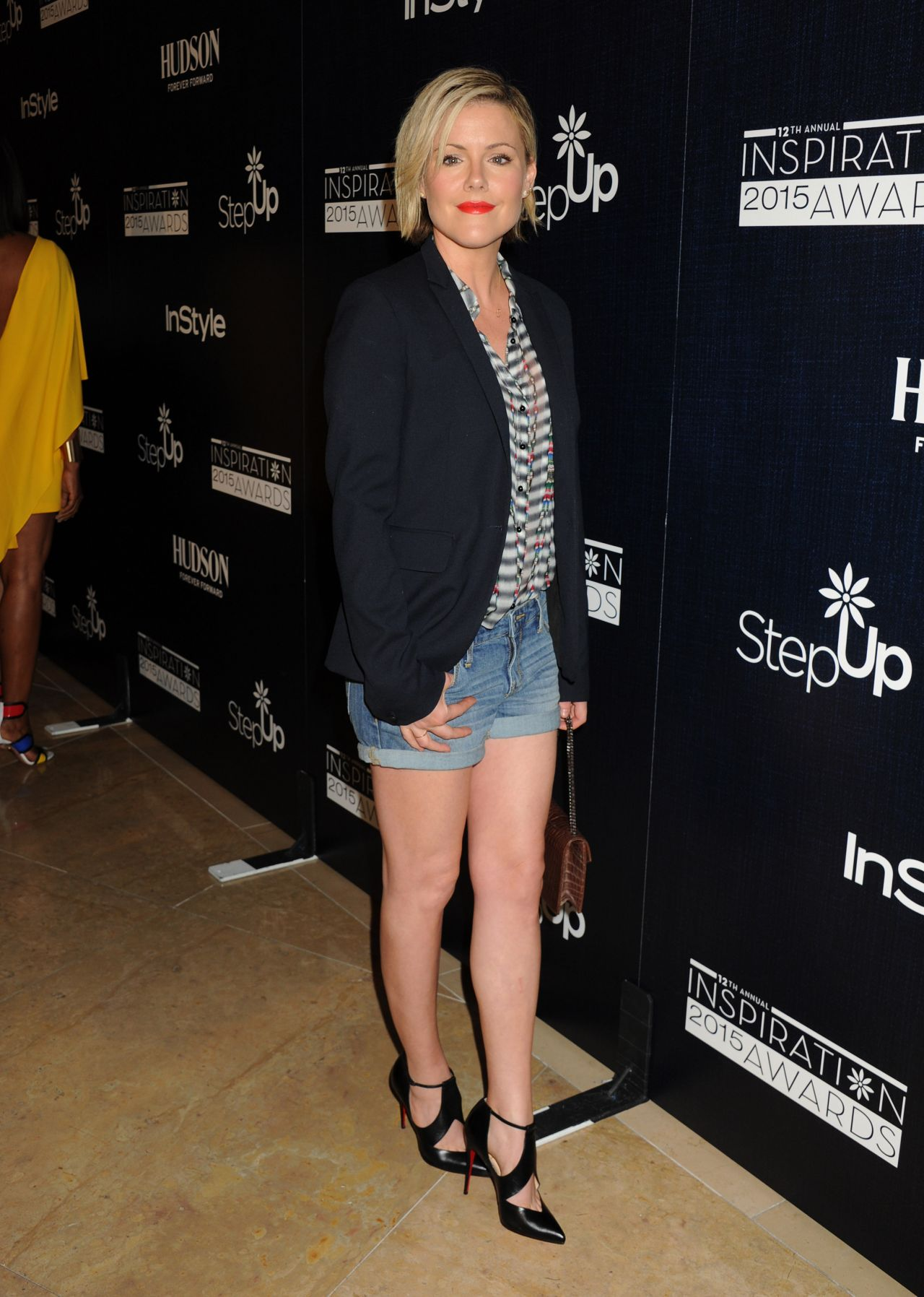 Kathleen Robertson 2015 Step Up Women S Network