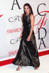 Katie Holmes – 2015 CFDA Fashion Awards in New York City
