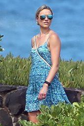Katrina Bowden Bikini Pics - Beach in Maui, May 2015