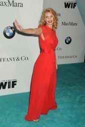 Kelli Garner - Women In Film 2015 Crystal + Lucy Awards in Century City