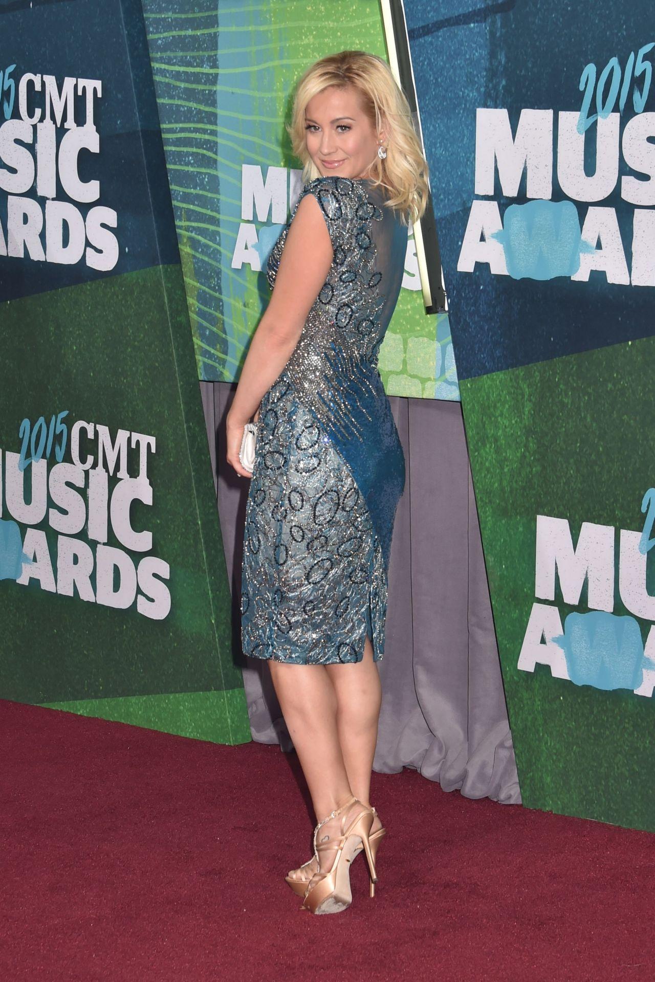 Kellie Pickler 2015 Cmt Music Awards In Nashville