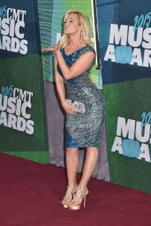 Kellie Pickler - 2015 CMT Music Awards in Nashville