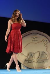Kelly Brook - 2015 Taormina Film Fest Day 4 in Taormina, Italy