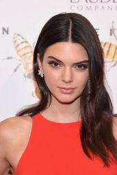 Kendall Jenner - 2015 Fragrance Foundation Awards in NYC