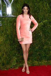Kendall Jenner - 2015 Tony Awards in New York City