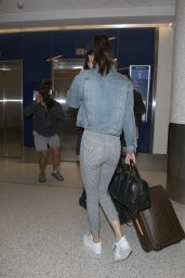 Kendall Jenner at LAX Airport, June 2015