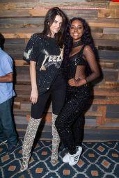 Kendall Jenner - Justine Skye