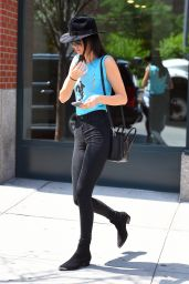 Kendall Jenner Out in NYC, June 2015