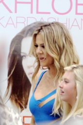 Khloe Kardashian - BookCon in New York City, May 2015