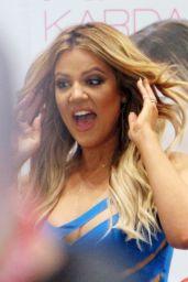 Khloe Kardashian - BookCon in New York City, May 2015