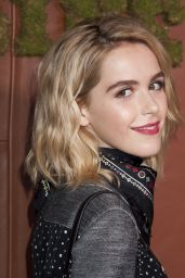 Kiernan Shipka – 2015 Coach and Friends of the High Line Summer Party in New York City