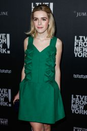 Kiernan Shipka - Live From New York! Premiere in Los Angeles