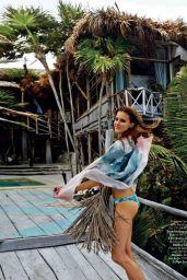 Kim Cloutier - Elle Magazine (Spain) July 2015 Issue