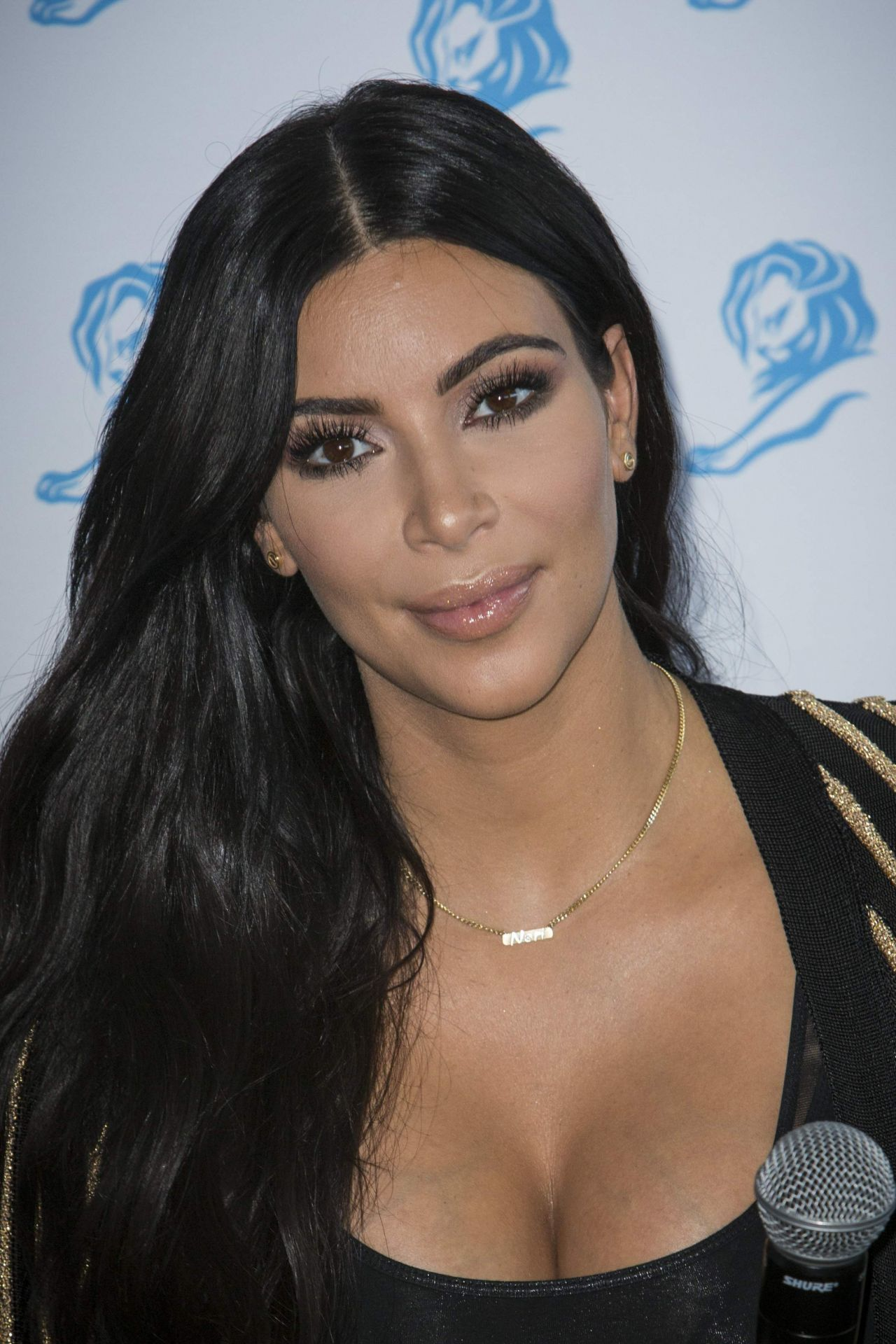Kim Kardashian – Cannes Lions 2015 Event in Cannes