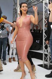 Kim Kardashian - Hype Energy Drinks US Launch in Nashville, June 2015