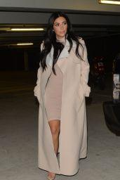 Kim Kardashian - Leaving Her Hotel & Shopping in London, June 2015