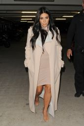 Kim Kardashian - Leaving Her Hotel & Shopping in London, June 2015