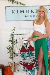 Kimberley Garner at Sales of Her Swimwear Range at Chestertons Polo in the Park