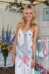 Kimberley Garner - Promoting her Swimwear Range at the Chesterton Polo in Fulham, June 2015