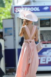 Kimberley Garner - Royal Ascot 2015 at Ascot Racecourse in Ascot, Berkshire, UK