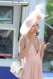 Kimberley Garner - Royal Ascot 2015 at Ascot Racecourse in Ascot, Berkshire, UK