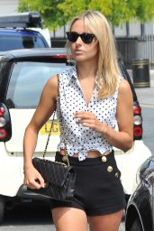 Kimberley Garner Style - Out in London, June 2015