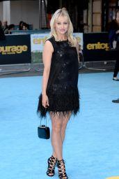 Kimberley Wyatt - Entourage Premiere in London