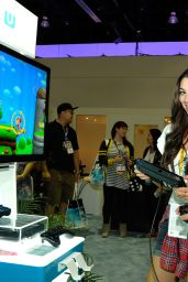 Kira Kosarin - 2015 E3 Gaming Convention at Los Angeles Convention Center