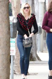 Kirsten Dunst - Out in Hollywood, June 2015