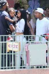 Kylie Jenner - Disneyland for North West