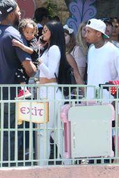 Kylie Jenner - Disneyland for North West