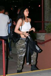 Kylie Jenner - Outside Regency Theater in Agoura, June 2015