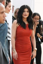 Kylie Jenner - TopShop Kendall + Kylie Fashion Line Launch Party in LA, June 2015
