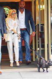 Lady Gaga Street Style - NYC, June 2015