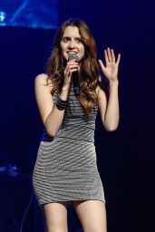 Laura Marano - WZPL Birthday Bash