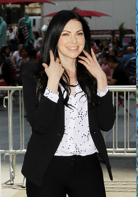 Laura Prepon - Orange is the New Black Event in NYC, June 2015