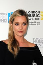 Laura Whitmore - 2015 London Music Awards at Camden Roundhouse