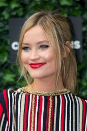 Laura Whitmore - One For The Boys Fashion Ball in London, June 2015