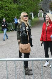 Laura Whitmore - Slane Castle Festival in Ireland, June 2015